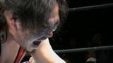 BATI-BATI40 2010年10月24日(日) 神奈川・ラゾーナ川崎プラザソル 第3試合 本田多聞VSバラモンシュウ バチバチ・ルール30分1本勝負