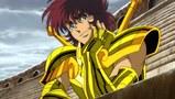 聖闘士星矢 -黄金魂 soul of gold- 第2話 暴け! ユグドラシルの秘密