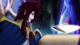 聖闘士星矢 -黄金魂 soul of gold- 第10話 決戦! アイオリアVSアンドレアス