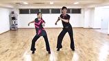 DANCE LESSON DVD 社交ダンスーLatin、cha-cha-cha