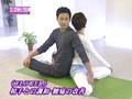 J SPORTS WOMAN 効くコレ!ヨガレッスン 身体を暖める4
