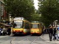 ヨーロッパの路面電車 / 黒い森を囲む環境都市とユーロトラム
