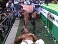 リクエストマッチ GHCヘビー級選手権試合2 GHCヘビー級選手権試合 王者:小橋建太VS挑戦者:秋山準 2004年7月10日 東京ドーム